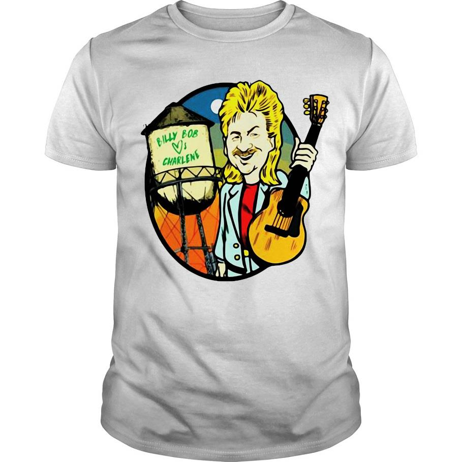 Joe Diffie And Billy Bob Love Charlene Lyrics Shirt