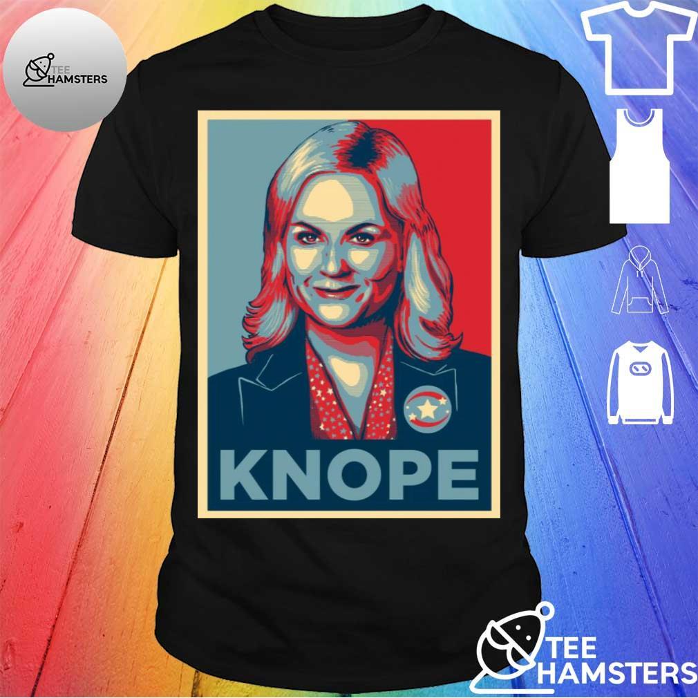 Rose Leslie Knope shirt