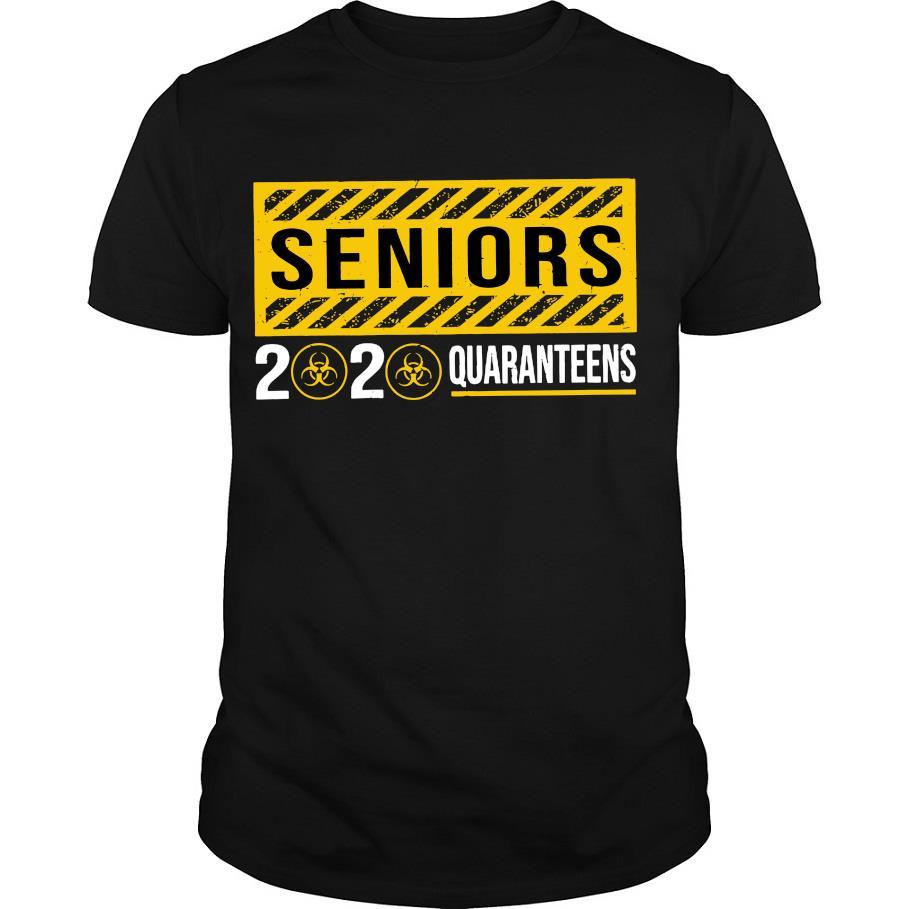 Seniors 2020 Quarantine shirt