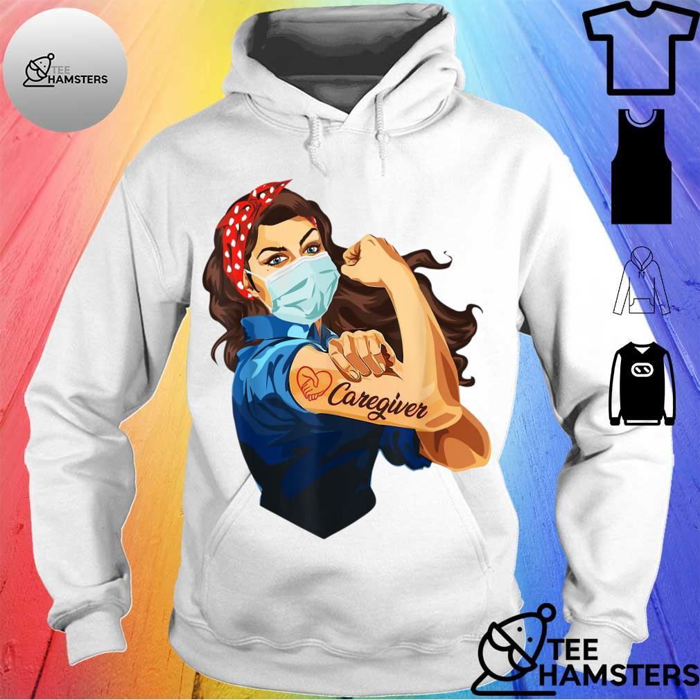Rosie The Riveter Nurse s hoodie