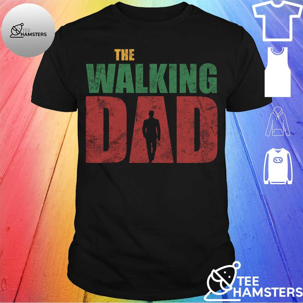 The Walking dad Vintage shirt