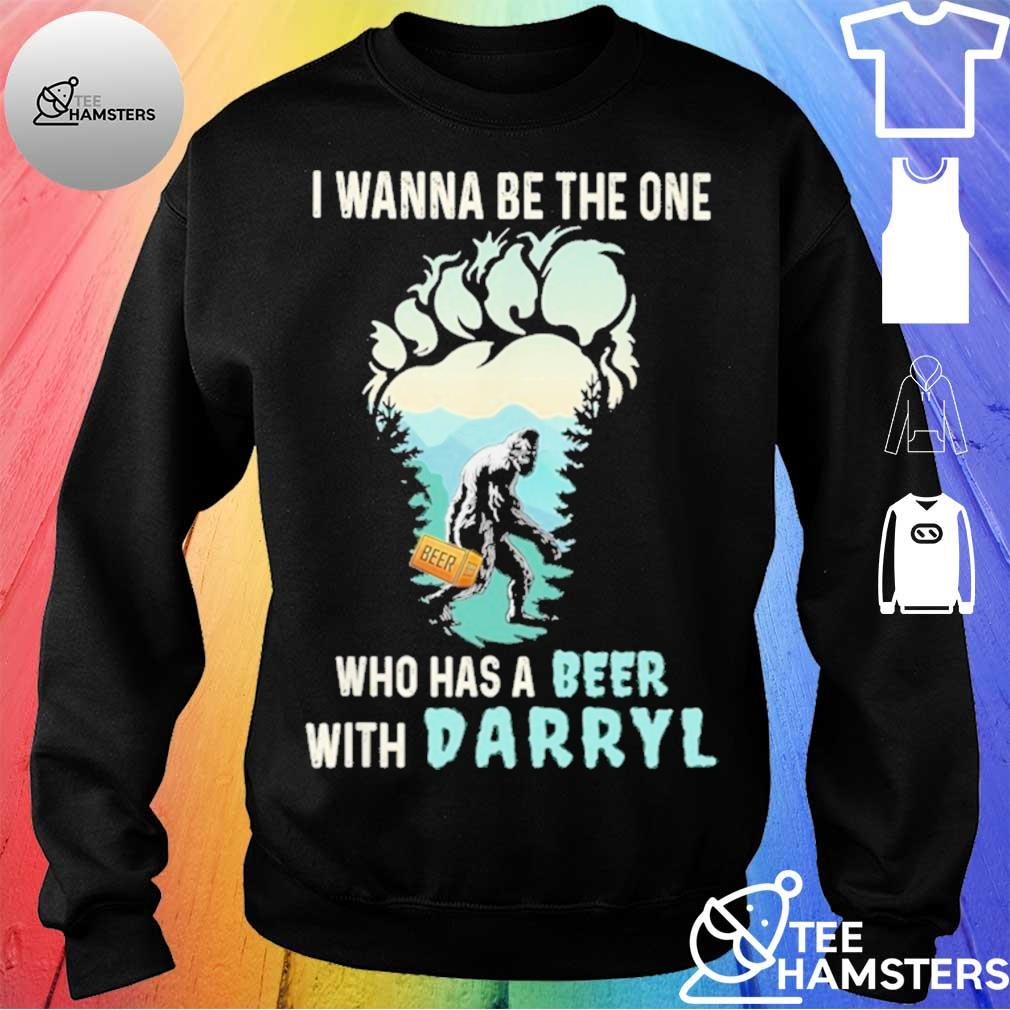 Bigfoot beer I wanna be the one who has a beer with Darryl s sweater