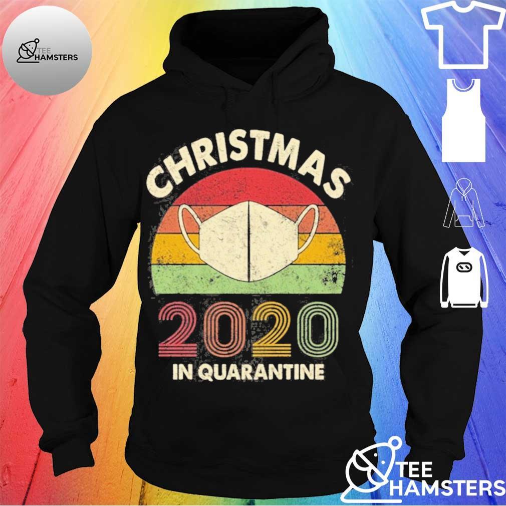 Christmas Quarantine, Quarantine Christmas 2020 Christmas s hoodie