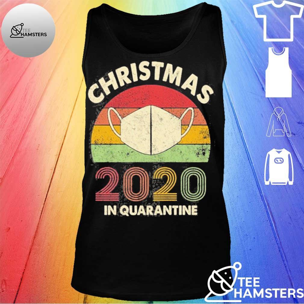 Christmas Quarantine, Quarantine Christmas 2020 Christmas s tank top