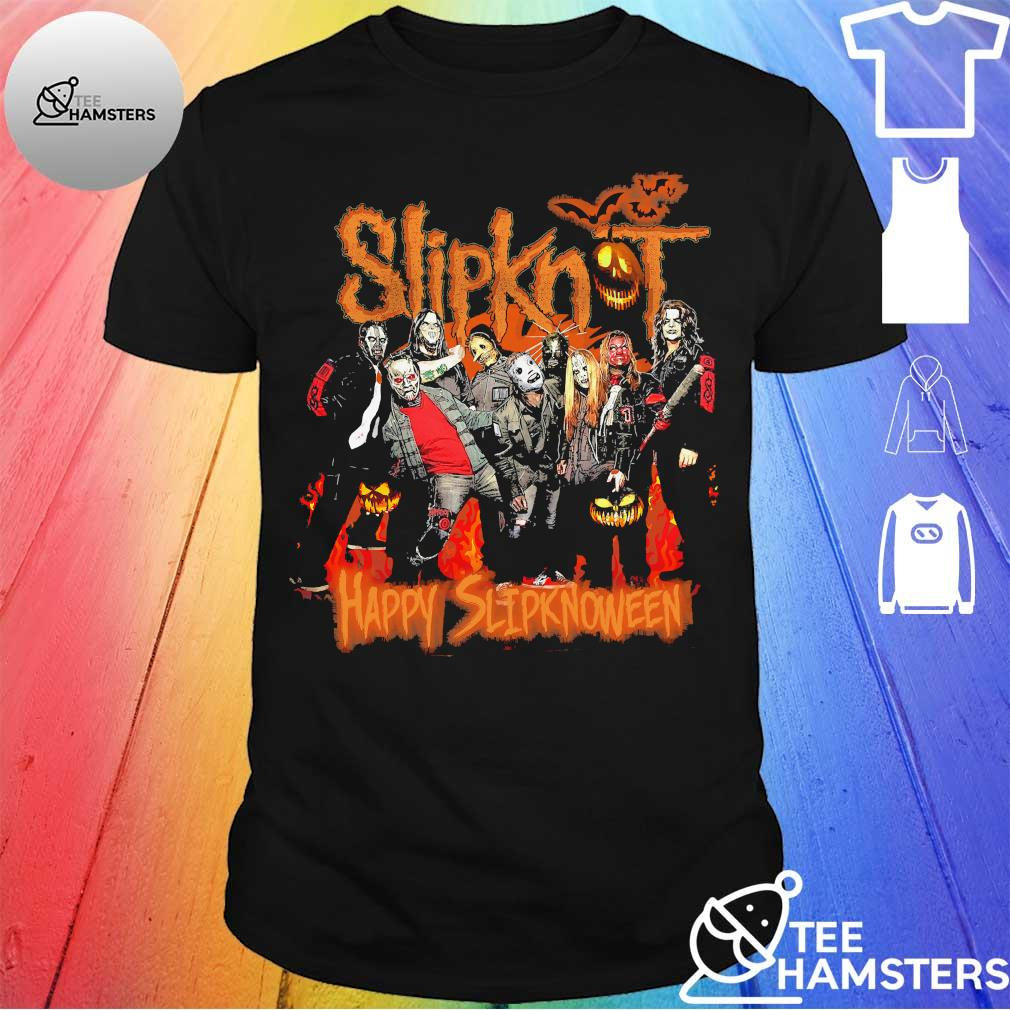 Slipknot Horror Happy Slipknoween shirt