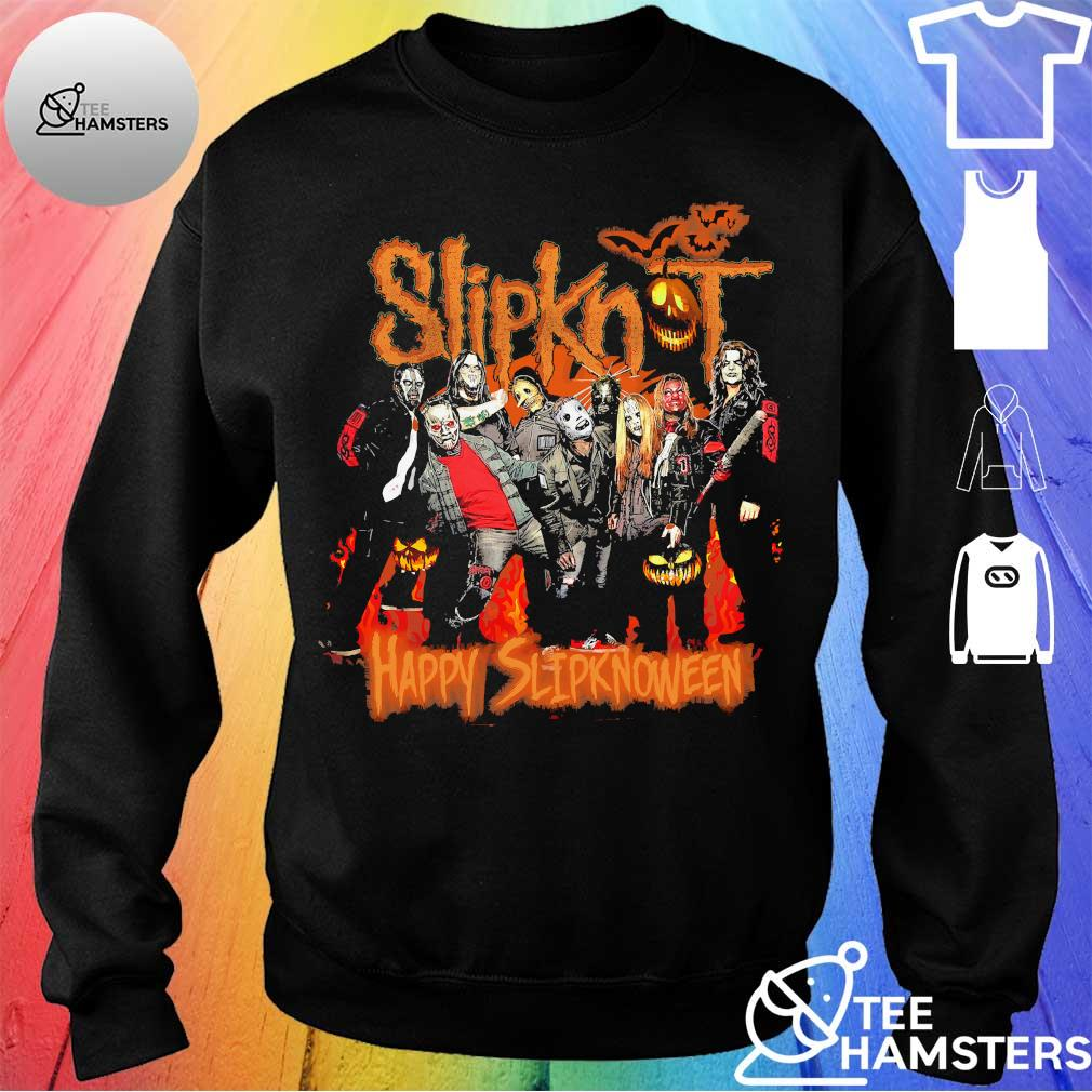Slipknot Horror Happy Slipknoween s sweater