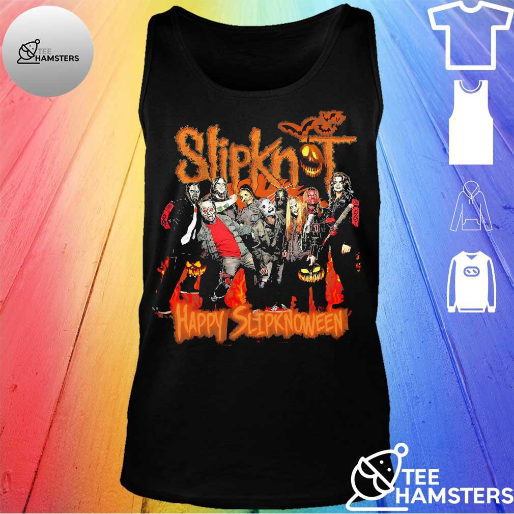 Slipknot Horror Happy Slipknoween s tank top
