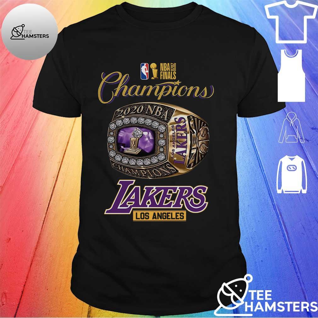 2020 Nba finals champions lakes los angeles shirt