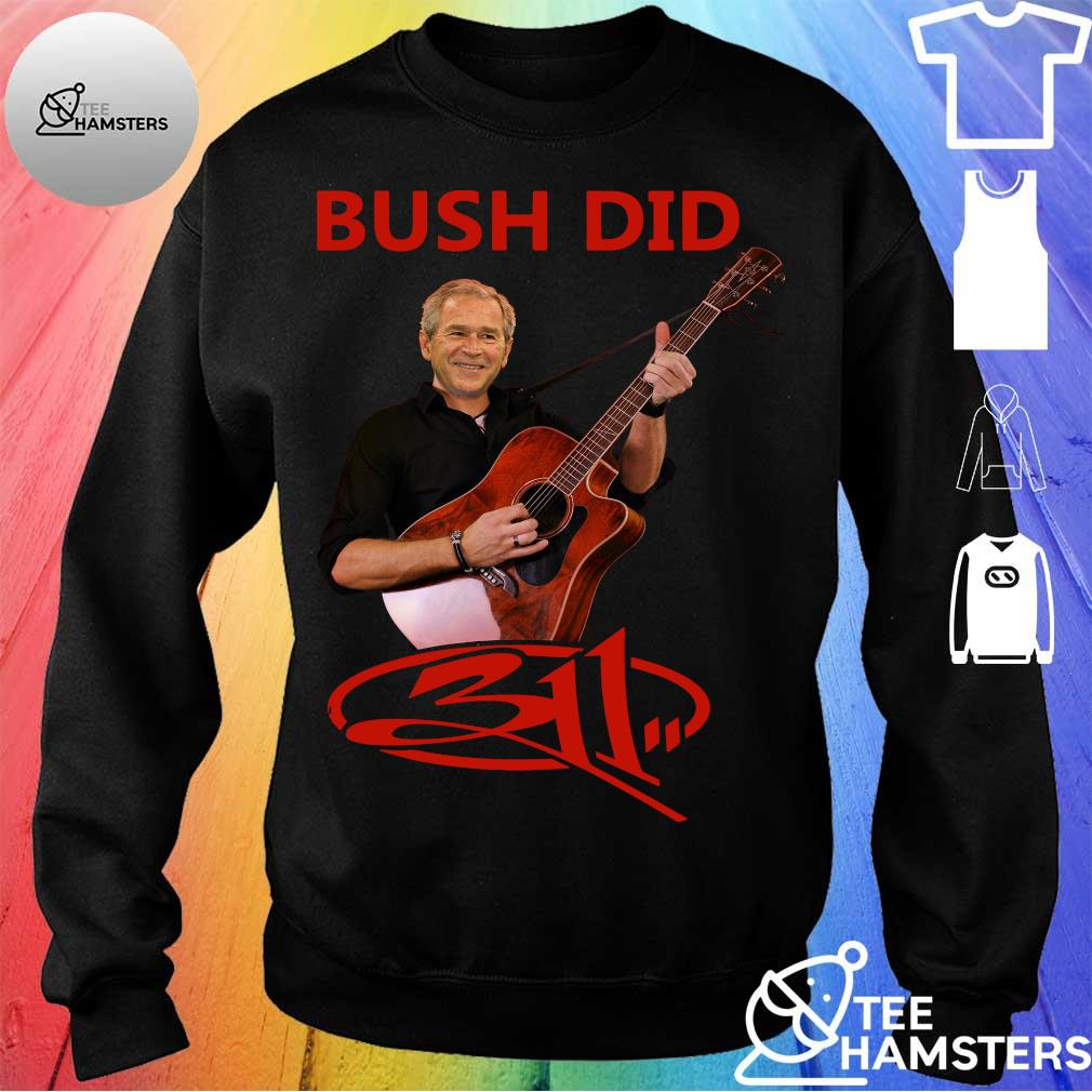 BUSH DID SHIRT sweater