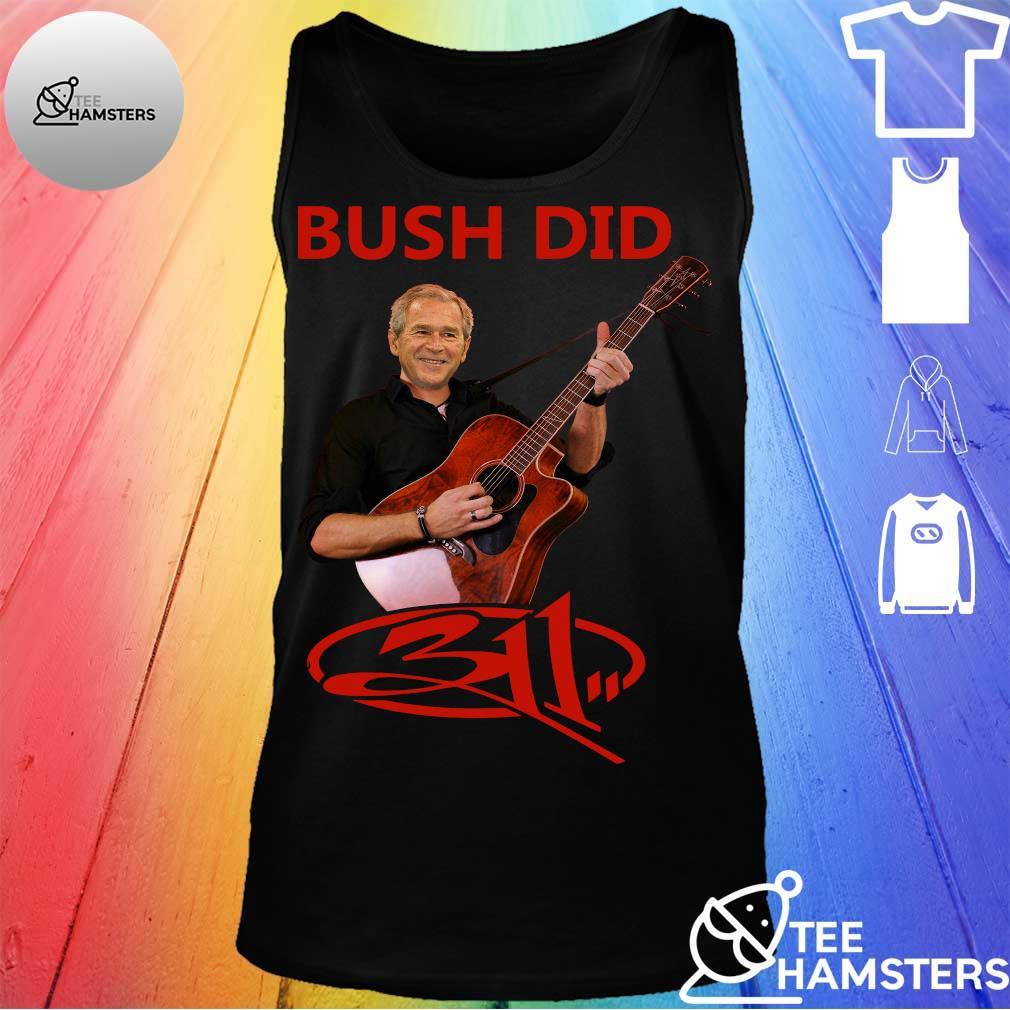 BUSH DID SHIRT tank top