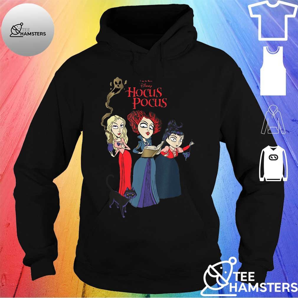 Disney Hocus Pocus Sanderson Sisters Witch 2020 T-Shirt hoodie
