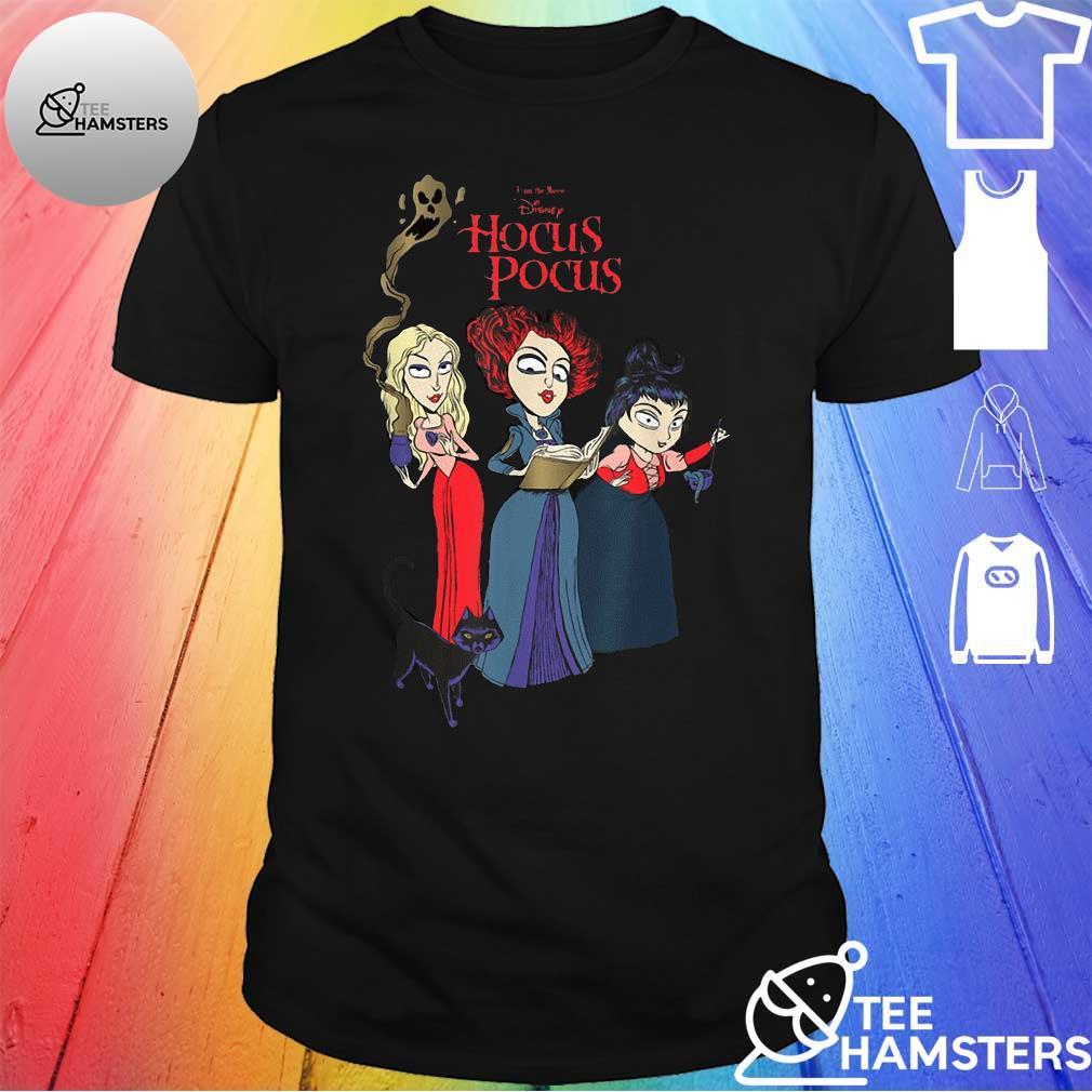 Disney Hocus Pocus Sanderson Sisters Witch 2020 T-Shirt