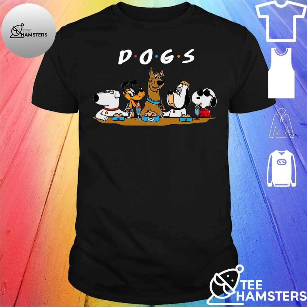 dogs scooby doo shirt