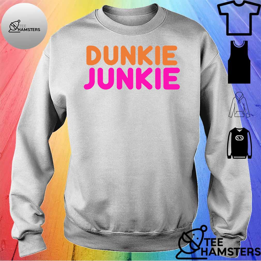 Dunkie junkie s sweater