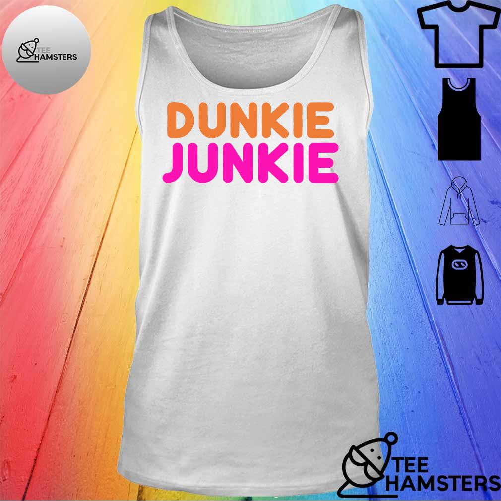 Dunkie junkie s tank top