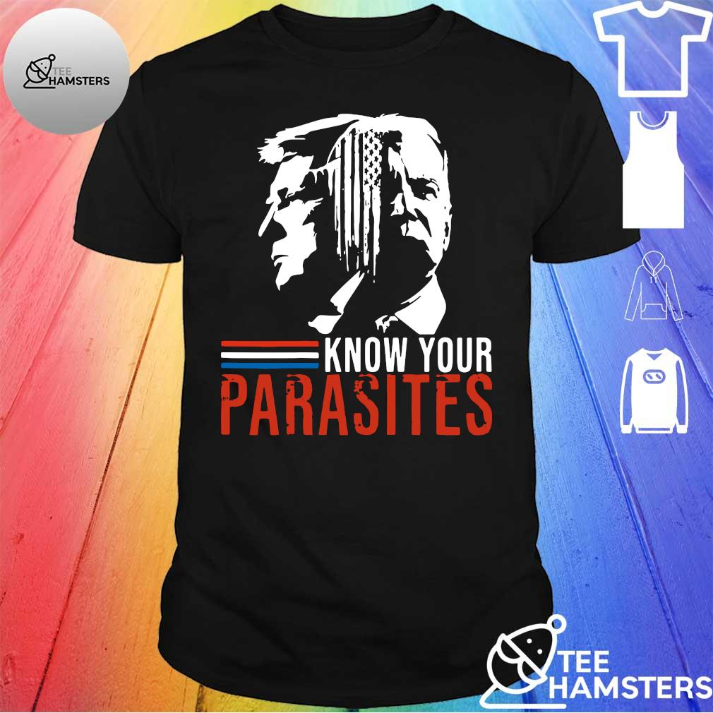 know your parasites Shirt
