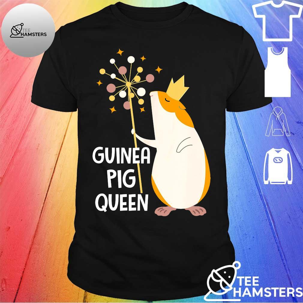 Guinea pig queen shirt