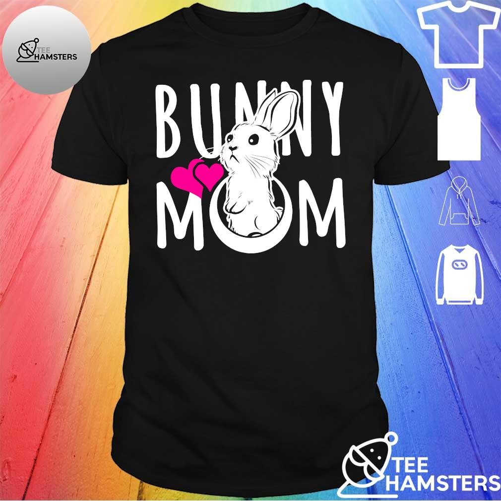 Bunny mom shirt