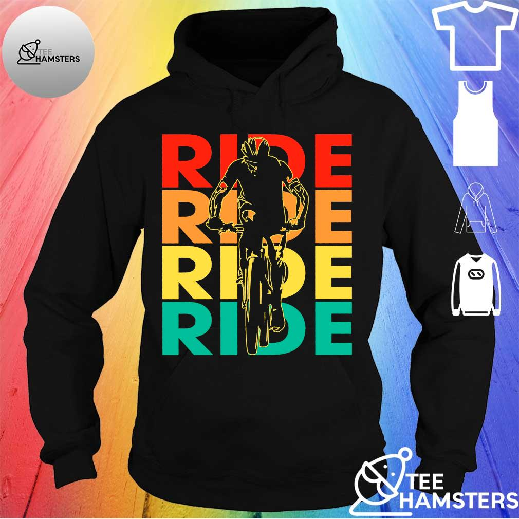 Crycling ride s hoodie