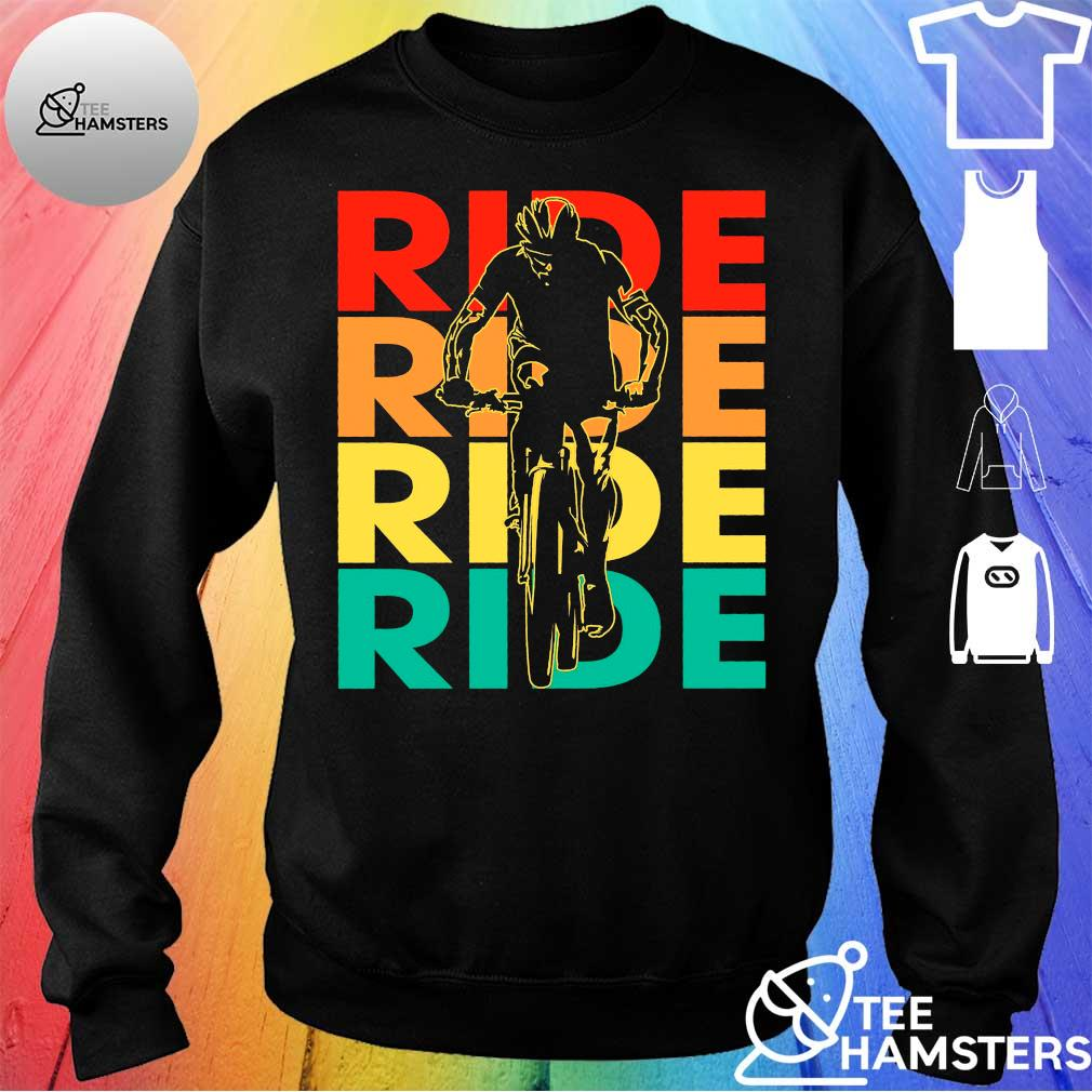 Crycling ride s sweater
