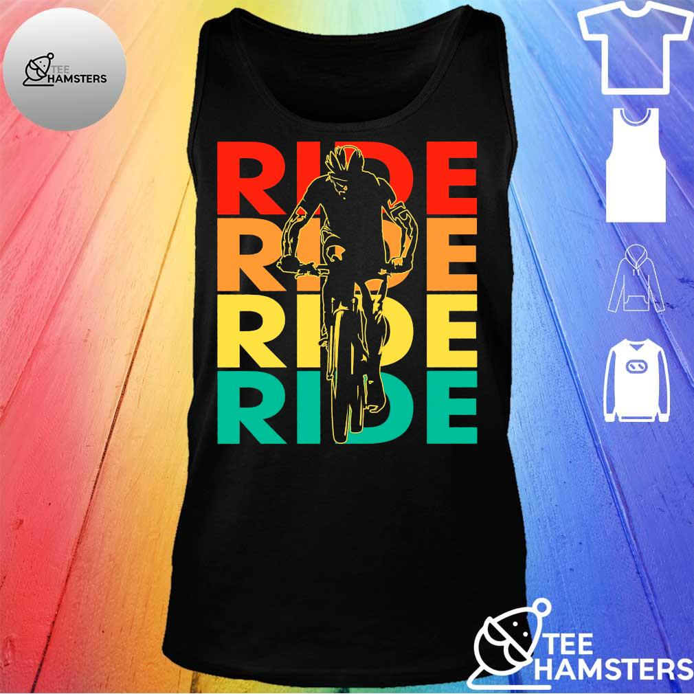 Crycling ride s tank top