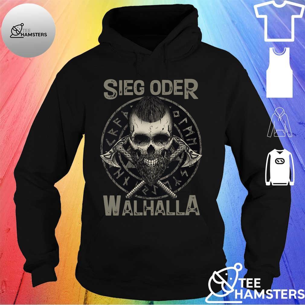 Sieg order valhalla s hoodie