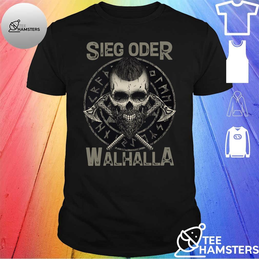 Sieg order valhalla shirt