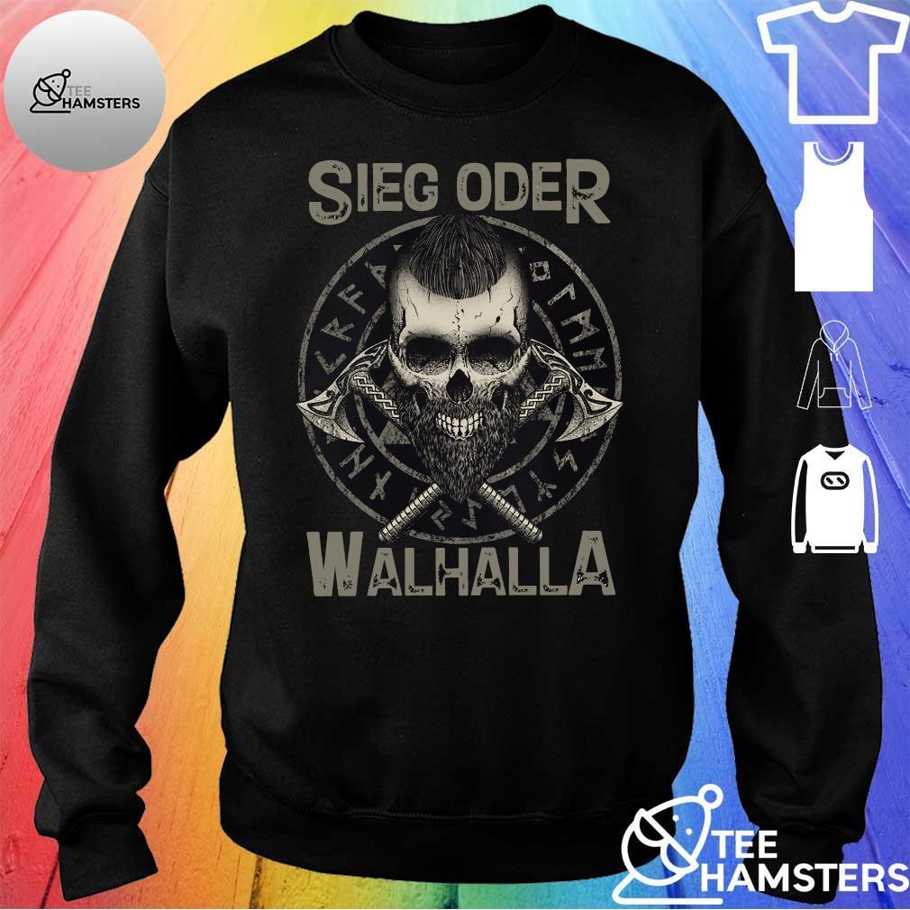 Sieg order valhalla s sweater