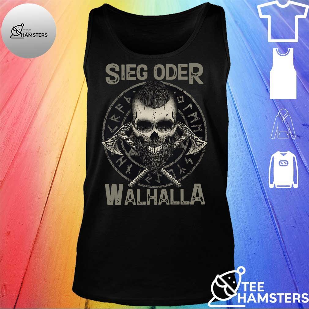 Sieg order valhalla s tank top
